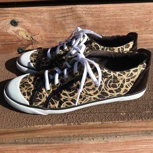 Coach Barrett Fashion Sneakers Size 8B